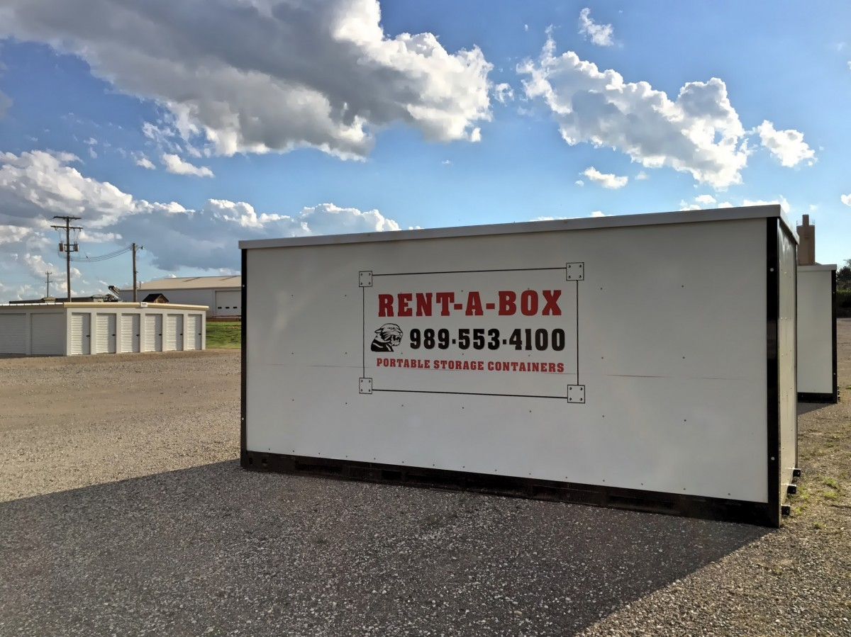 Storage Pods Cost To Rent
